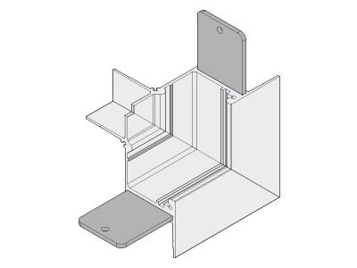 Disegno tecnico - XM2045-ANG 3