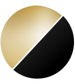 black/amber
