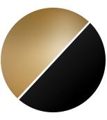 Schwarz-Streuscheibe Bronze