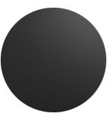 schermo nero