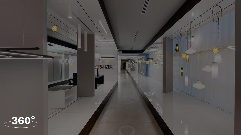 Virtuelle Tour - Panzeri Carlo s.r.l.