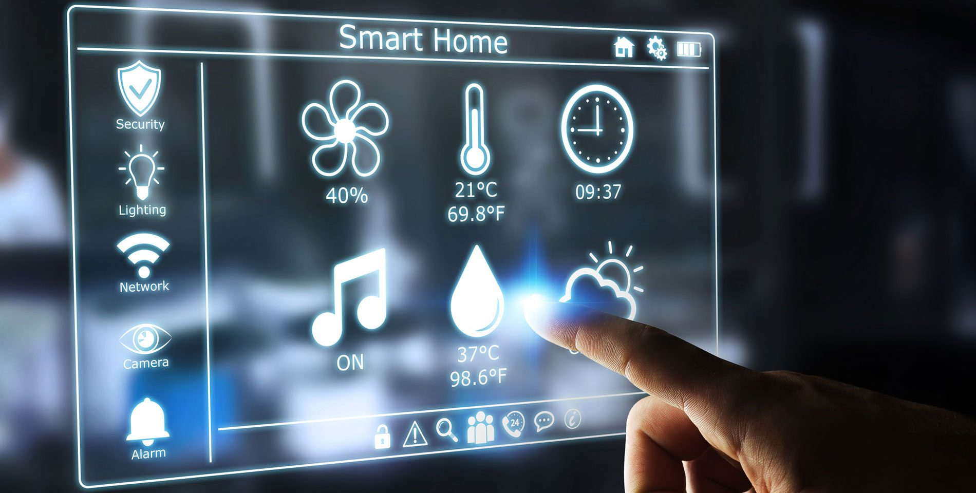 Why it makes sense to turn your home into a Smart Home - Panzeri